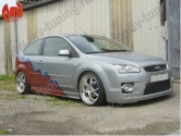 "Пороги ""Lord"" Ford Focus 2 3-5D (2004-2011))"